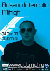 Rosario Internullo @ Club Midi