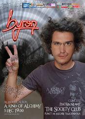 Concert Byron @ The Society Club