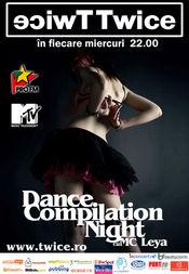 Dance Compilation Night cu MC Leya