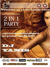 2in1 PARTY in Maxx