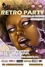 RETRO Party in Maxx