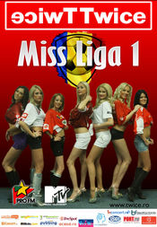 Miss Liga 1 @ Twice