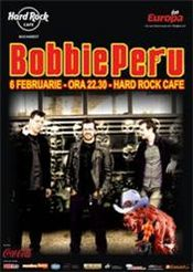 Bobbie Peru @ Hard Rock Cafe