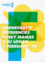 Wednesday's Frequencies @ Control