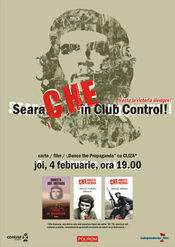 Seara cubaneza in Control Club