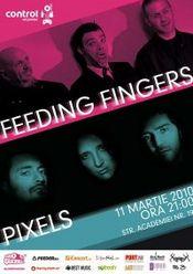 Concert Feeding Fingers @ Control