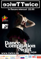Dance Compilation Evening @ Twice