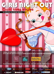 Girls Night Out-Cupid Loves Singles!
