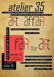 Fair 4 Art @ Galeria Atelier 35