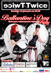 Ballantine's Day Party @ Twice