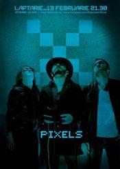 Concert The Pixels @ Laptaria