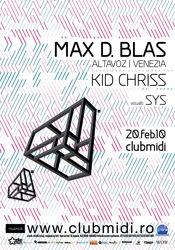 Max D Blas @ Club Midi