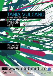 CircoLoco Party cu Tania Vulcano