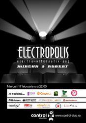 Electropolis @ Control Club