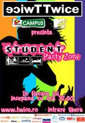 Student Party-Zone @ Twice