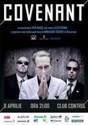 Convenant @ Control Club