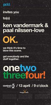 Ken Vandermark & Paal Nilssen Love @ Control