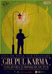 Concert KARMA in Irish Music & Pub Cluj