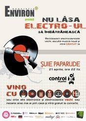 Fii ECO-activ cu Suie Paparude @ Control