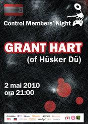 Grant Hart @ Control