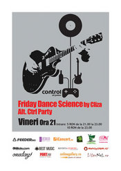 Friday Dance Party @ Control