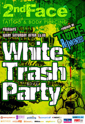 White Trash Party @ Twice