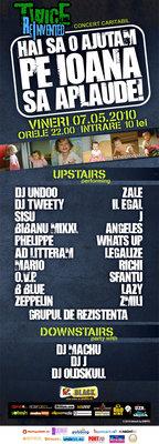 Concert/Party CARITABIL Hip-hop RnB @ Twice