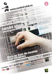 Lansare album BRAZDA LUI NOVAC @ CONTROL