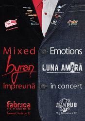 Mixed Emotions: Byron vs. Luna Amara