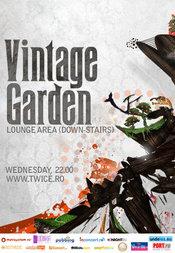 Vintage Garden @ Twice