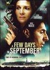 Cateva zile in septembrie