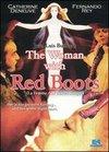 Femeia cu cizme rosii