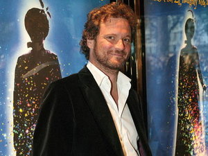 Colin Firth - mentorul lui Dorian Gray