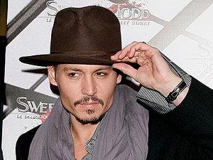 Fan-site Johnny Depp