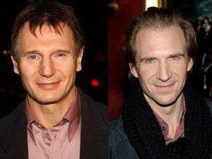 Ciocnirea titanilor: Ralph Fiennes vs Liam Neeson