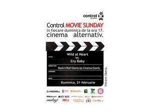 Control Movie Sunday - editia 6