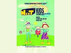 Next Kids - Un scurt program de scurt metraje, un lung program de jocuri