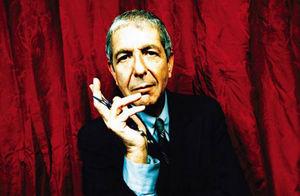 Leonard Cohen vine la Bucuresti cu Suzanne