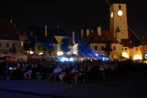 Weekend cu filme in aer liber la Brasov