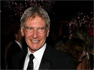 Harrison Ford schimba registrul