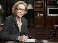 Meryl Streep omagiata la Roma