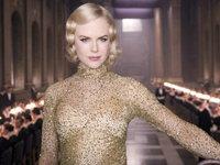 Nicole Kidman pe scena Oscarurilor