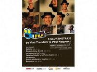 Doi regizori tineri, cinci scurtmetraje, o Seara de film la ICR