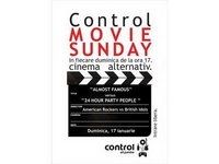 Control Movie Sunday