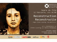 Seara de film documentar la ICR - Reconstruction