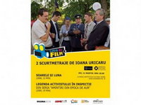 Seara de film la ICR: doua scurtmetraje de Ioana Uricaru