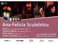 Seara de film ICR: scurt-metraje de Ana-Felicia Scutelnicu