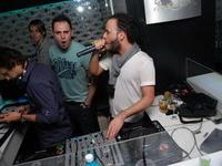 Fedo Morra & Camurri au adus distractia in Shade Club