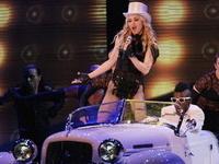 Madonna - socata de tragedia din Marsilia