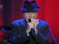 Trei ore cu Leonard Cohen
